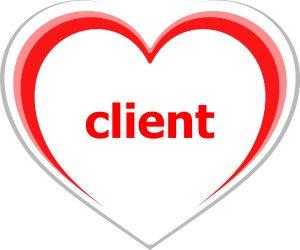 virtual assistant love client