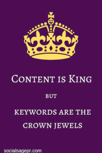 keywords-are-key