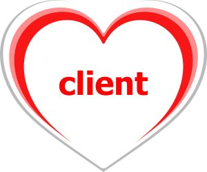 virtual assistant love client